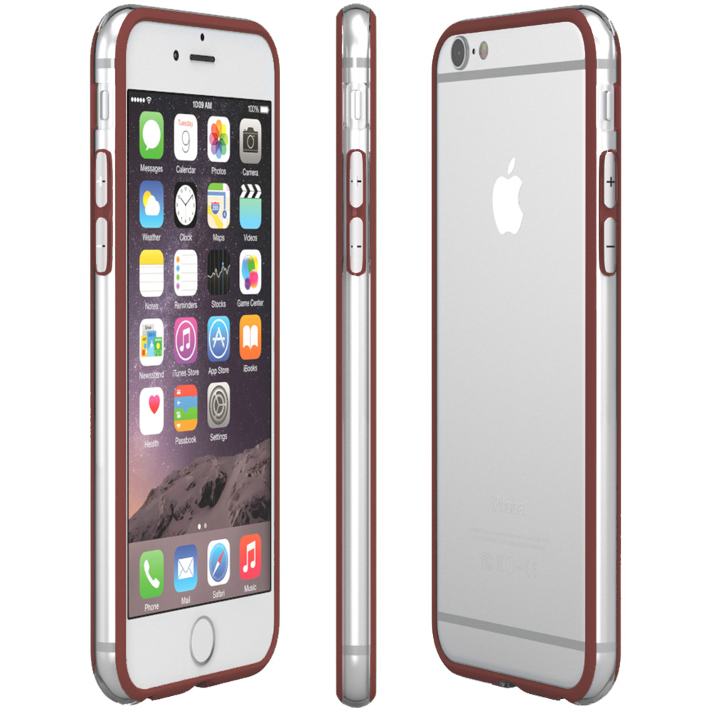 bumper f r apple iphone serie case cover schutz h lle. Black Bedroom Furniture Sets. Home Design Ideas